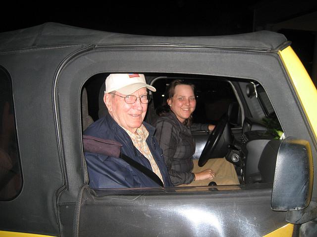 grandpa truck