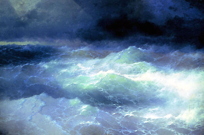 ocean sea Ayvaz