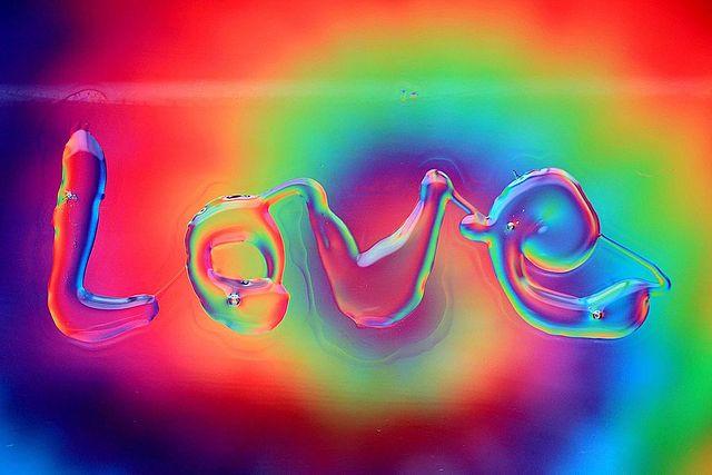love, rainbow, equality
