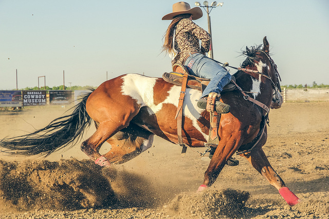 Cowgirl fast