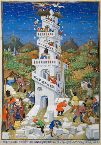 800px-Building_of_the_Tower_of_Babel_-_British_Library_Add_MS_18850_f17v_(detail)