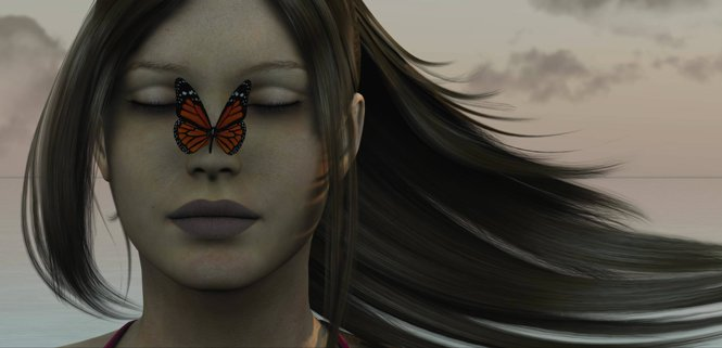 Anxiety Butterfly