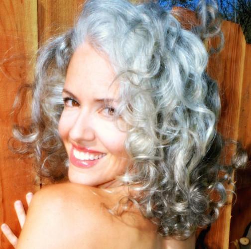 How To Enhance Gray Hair Naturally