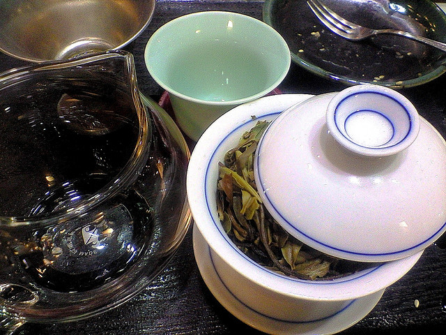 tea loose green