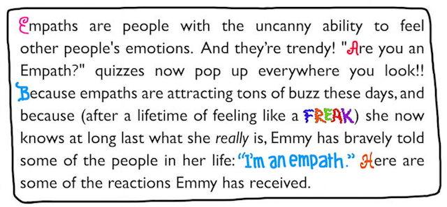 empath text