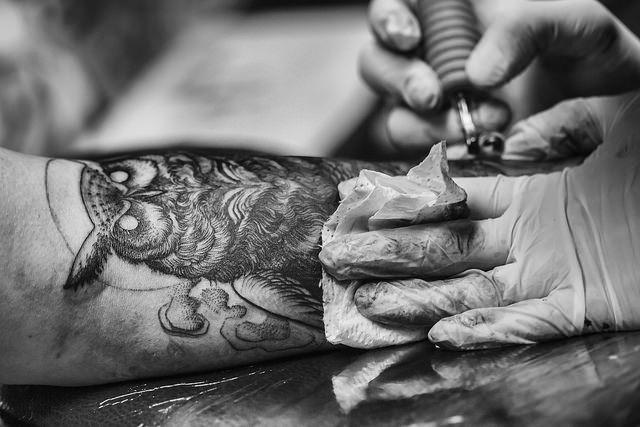 tattoo inked art