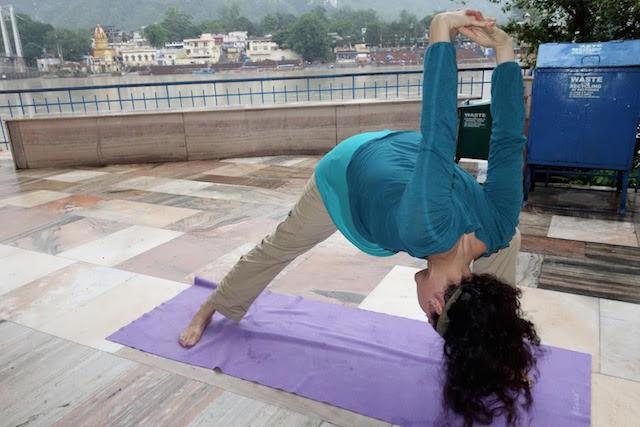 yoga in india 3