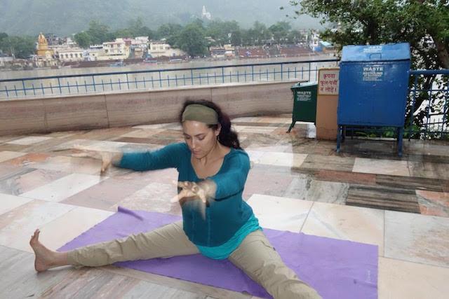 yoga in india 8