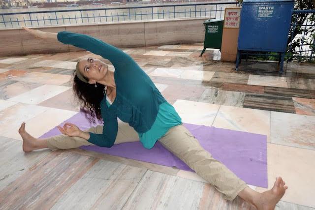 yoga in india 9
