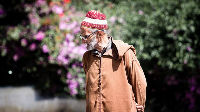 kind old man