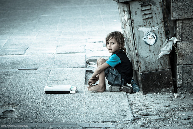 """Syrian Refugee,"" Bengin Ahmad, Flickr"