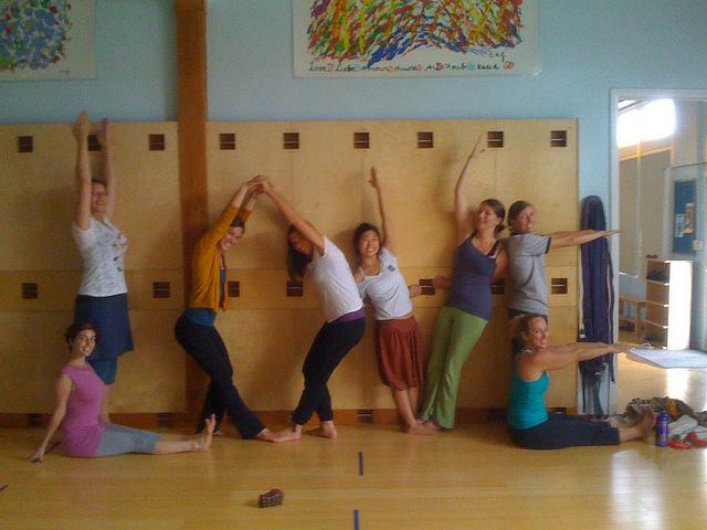 yoga love, yoga class