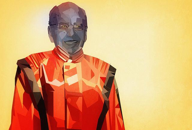 """""""Rupert Murdoch - News Corpse,"""" Surian Soosay, Flickr"""