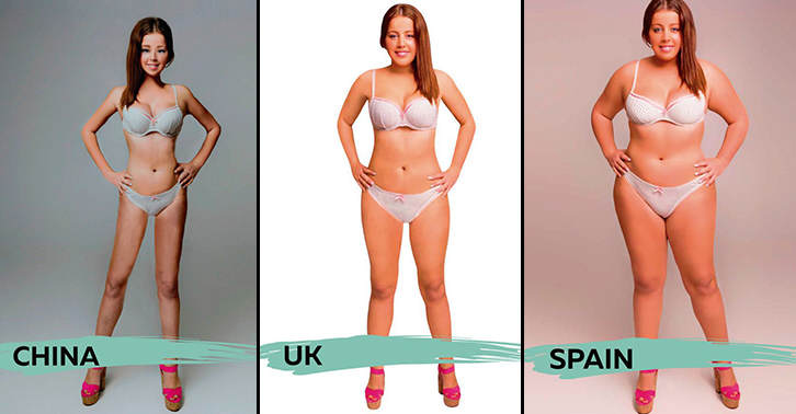 The Country With The Curviest Body Standard Elephant