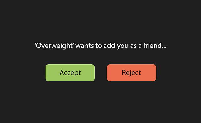 fat thin overweight diet