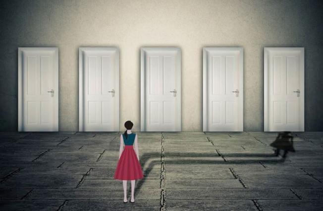 intuition door