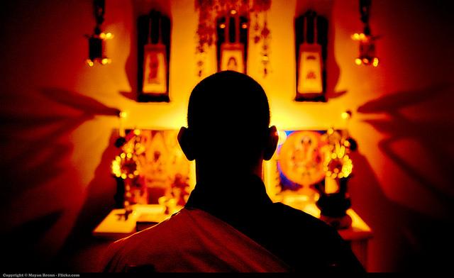 meditaion enlightenment spiritual