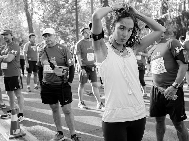 CL Society 379: Preparing to run, Francisco Osorio, Flickr