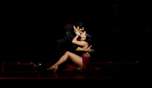 sexy, couple, tango, passion, dancing