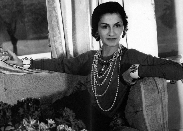 136e738ee7 Coco Chanel: Then & Now, Fashion in the Modern Era. | elephant journal