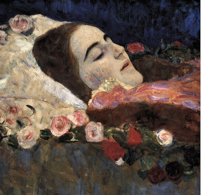 Miss Del Castillo on Her Deathbed, Mariano Fortuny, 1871