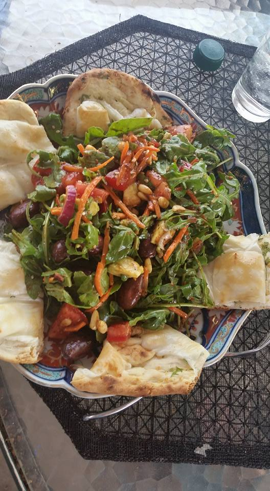 Company Dinner Salad