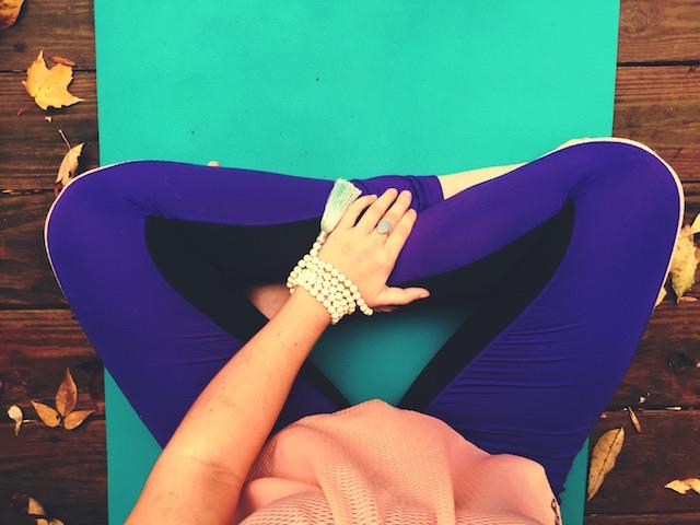 Emily Balini yoga