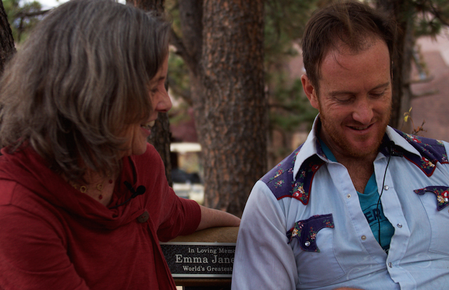 Waylon and Linda Sparrowe