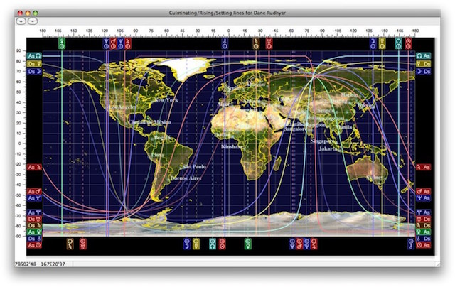 astromap