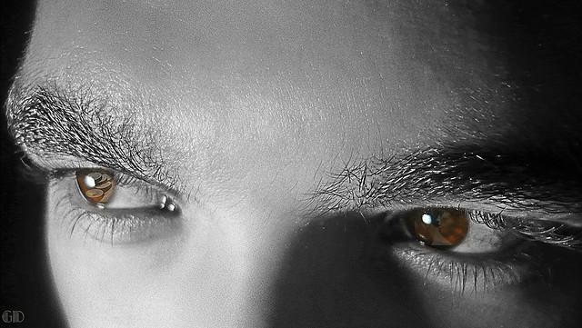 eyes male Gabriel S. Delgado C. Flickr