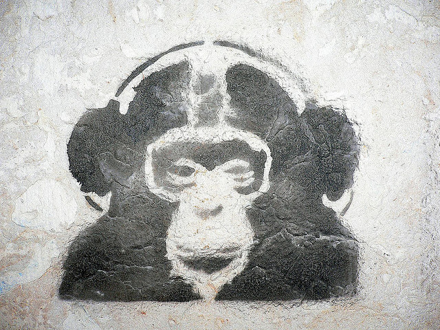 monkey headphones