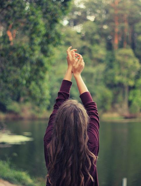 surrender let go control
