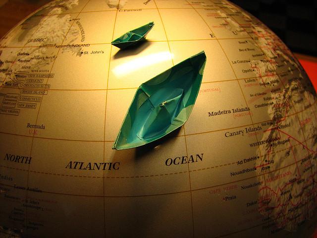travel world boat expat