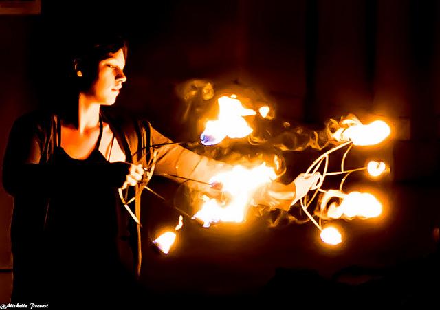 fire, anger, girl, fire dance