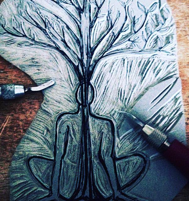 hannah art tree do not reuse