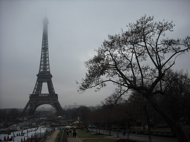 paris mist