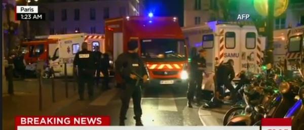 screenshot Paris attacks Nov 13