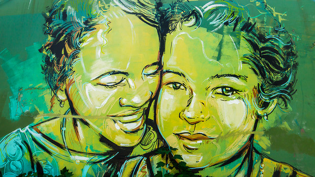 sister friends art