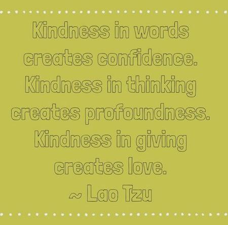 lao tzu instagram kindness