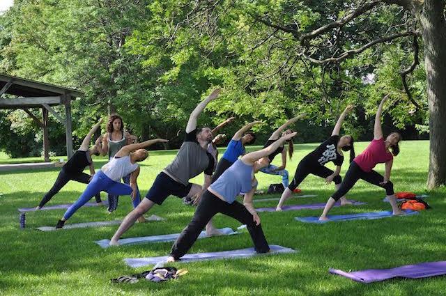 melissa yoga