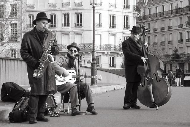 paris jazz