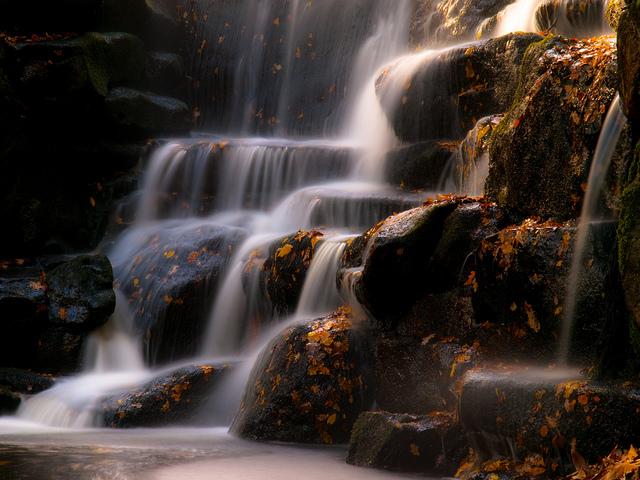Waterfall at Virginia Water by William Warby at flickr.com https://www.flickr.com/photos/wwarby/4086439954/in/photolist-7e75eh-7bcWTX-yzk9La-8i6pEn-qWp1Fu-djCFf4-2mkG8-kTXoPU-oNkvRP-ysmhj4-pFk3n5-pjzA69-xLjt8q-f8Dj9n-9N38sh-7jzoaB-6rJRov-oGs4C8-rxFbvg-9Rui6v-r3XTti-ajpn3K-AQbx7J-bzVRm1-a5tS21-712fqN-qKWcgp-p31vxr-nradSy-v67yxH-qWtCnK-pEGNft-avWwgi-4wKJCe-o7hNae-fbCJzY-cdUkEm-h2wpzX-ajj3fW-oQyjRQ-9jsdML-vofZzf-7b1Zk2-avj61K-pRZ7of-oEi9rp-nUKQby-hJGTM1-eM7epJ-9rb1zg