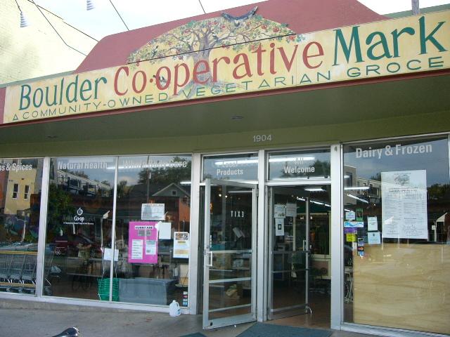 Boulder Co-op Market