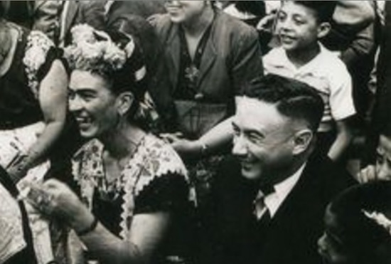 Frida Kahlo smile 1