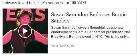 FB Sarandon screengrab