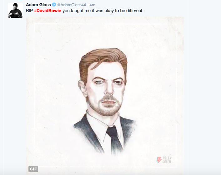 David Bowie - Twitter