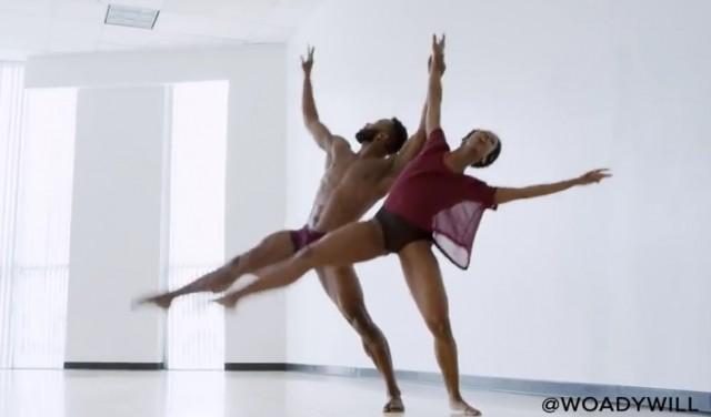 Adele dance screenshot