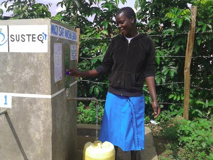 UI africa clean water