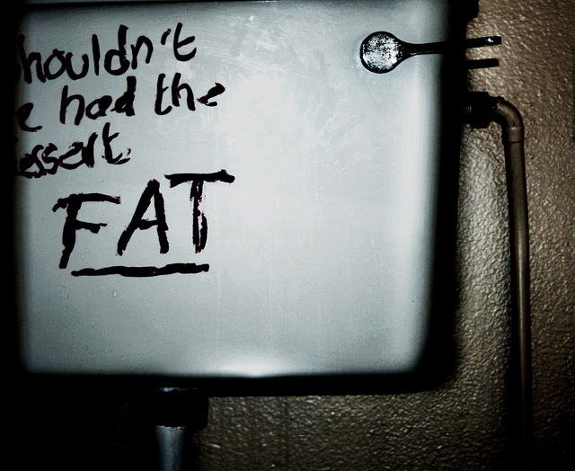 eating disorder fat