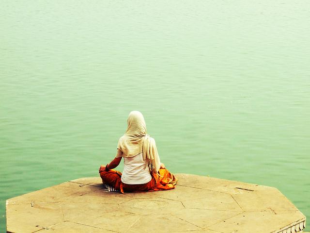sit practice meditation